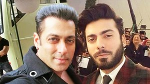 Salman Khan takes over Fawad Khan's role in Raat Baaki