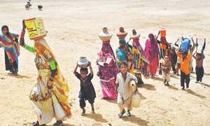 Shortage of water in several districts worsens