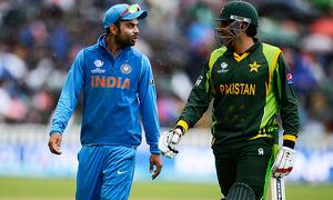 چیمپیئنز ٹرافی میں پاک-بھارت مقابلوں کی تاریخ