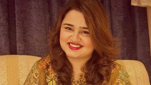 Comedian Faiza Saleem will make a cameo in film Parchi