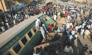 Parallel lines: Railways' failure to meet public expectations