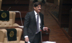 Sindh Budget 2017-18: CM Murad's first budget to have Rs14bn deficit