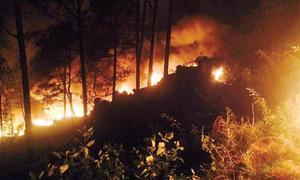 3 children die in suspected arson incident in Kohistan
