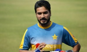 Rumman Raees to replace injured Wahab Riaz in Champions Trophy