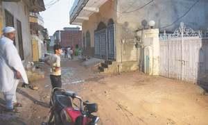 جہلم: لندن حملے میں ملوث پاکستانی کے گھر میں سرچ آپریشن