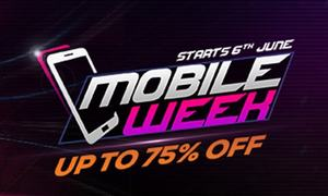 Daraz Mobile Week kicks off on June 6 with up to 75% off on leading phone brands
