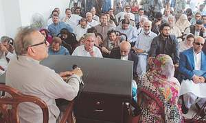 Uproar in NA over Sharifs' 'confrontation  with judiciary'