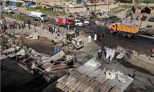 At least 30 killed in Iraq suicide blast
