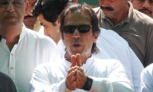 SC should ask Sharif to resign, says Imran