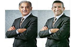 Photoshopped image riles chief minister