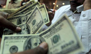 Falling reserves stoke exchange rate fears