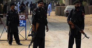 Three constabulary men martyred in Quetta