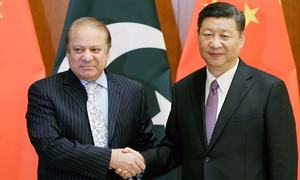 China denies rumours of rift, says Xi Jinping, PM Nawaz met 'several times' at SCO summit