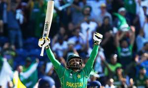 In pictures: Pakistan thrash England in Champions Trophy semi-final