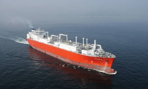 Second LNG terminal  hits snags