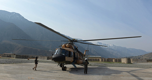 Russian helicopter for Balochistan to arrive next week