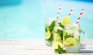 These 15-minute beverage recipes will be a hit with your family