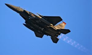 Qatar signs $12bn deal to buy F-15 jets from US