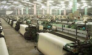 Large-scale manufacturing jumped 10pc in April