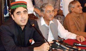 Bilawal rules out electoral alliance with any party