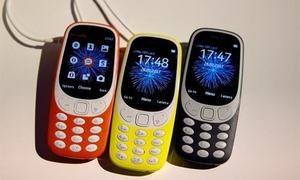 The Nokia 3310: A stroll down memory lane