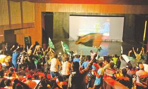 Pakistan-India final brings enjoyment, enthusiasm for Karachiites