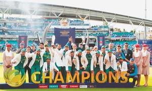 Pakistan break jinx, trounce India in dream final