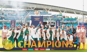 Pakistan break jinx, trounce India in dream final