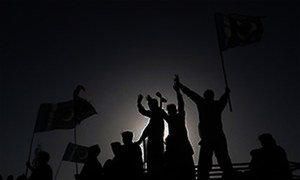 Child, woman among seven hurt in Karachi jubilation firing