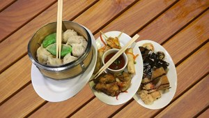 Isloo's new Chinese eatery puts an oriental twist on the cafe concept but does the experiment work?