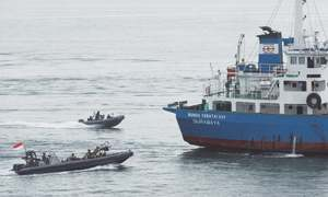 Indonesia, Malaysia and Philippines launch joint  sea patrols in fight against militants