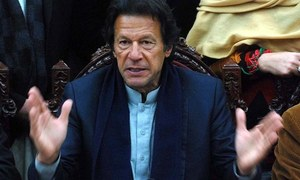 Imran vows to defeat Nawaz, Zardari in next election