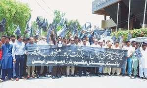 Government's failure to revive textile industry sparks protest