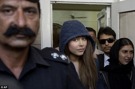 Ayyan Ali fails to appear before customs court after 12 leaves of absence