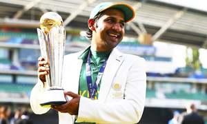 How Sarfraz Ahmad 'accidentally' rose to cricketing fame