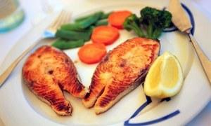 مچھلی کھانے کا حیران کن فائدہ