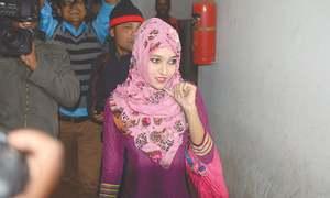 Actress captivates Bangladesh with drama in real life
