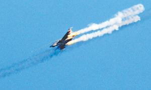 US seems keener to strike at Assad than IS