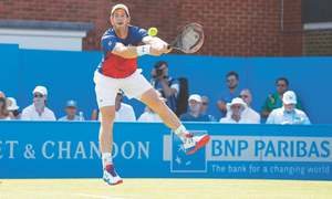 Murray falls in opening round as top three seeds exit