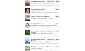Supreme Court orders blocking of fake social media pages