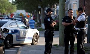 FBI probing Michigan airport stabbing as 'terrorism'