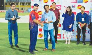 SSGC qualify for Corporate Cup final