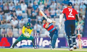 Bairstow stars as England rout SA in first T20