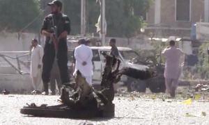 13 killed in suicide attack on Quetta's Gulistan Road