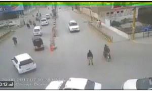Quetta traffic policeman run over by Balochistan MPA: police