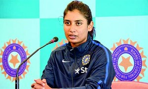 Indian cricket captain Mithali Raj shuts down reporter for asking who her favourite male cricketer is