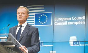 EU leaders slam Britain's Brexit citizens plan
