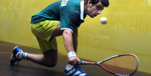 Pakistani players not seeded in World Junior Squash Individual Championships