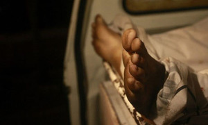 'Robber' found dead in CIA lock-up
