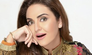 Nadia Khan is all set for her acting comeback after 17 years